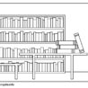 coloring outline parts of school library the learning site nativity scene sheet turkeys coloring pages Library Coloring Page