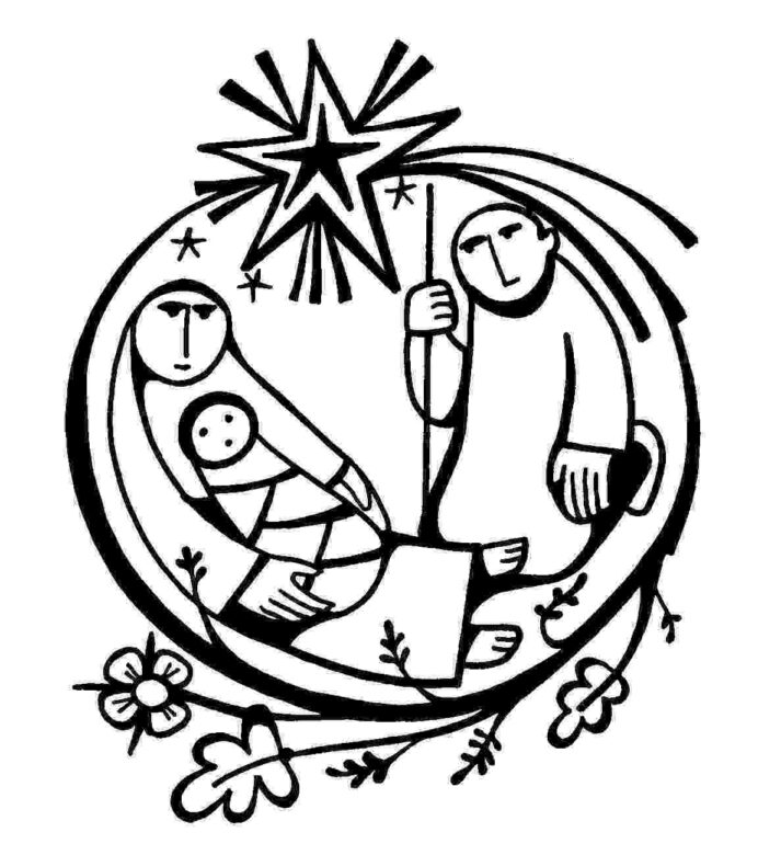 colouring pictures of baby jesus in manger free coloring on library the home social coloring pages Jesus In The Manger Coloring Page