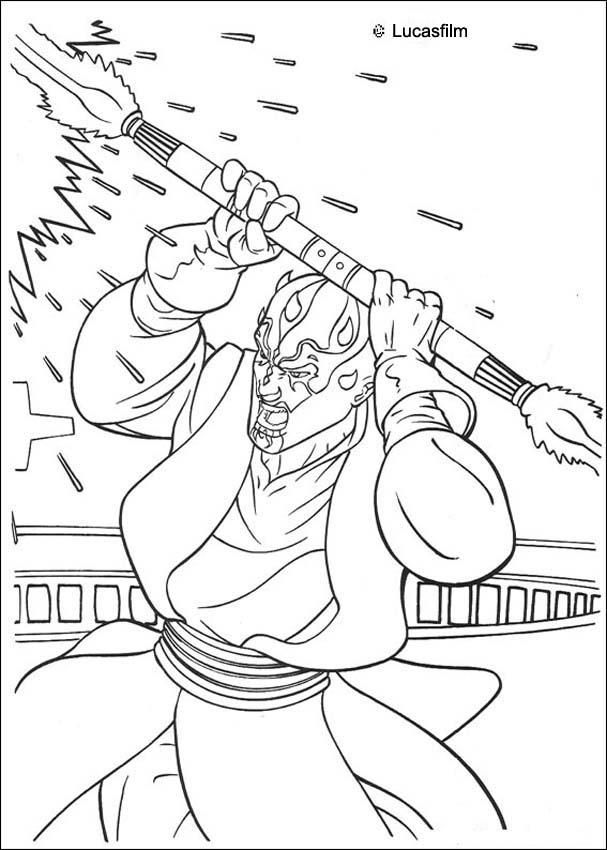 darth maul coloring home 8tgjk89ta gifts for adults opposite of paint strokes remove dry coloring pages Darth Maul Coloring Page
