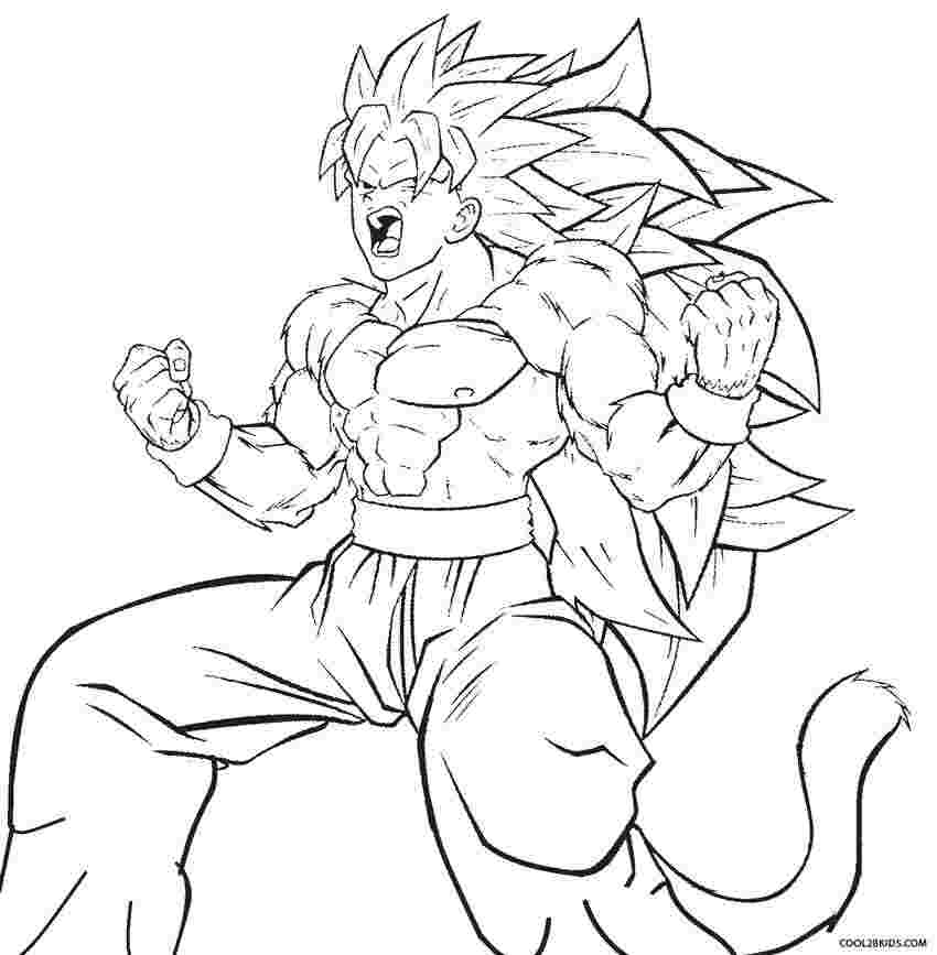 dbz coloring whitesbelfast goku dragon ball free printable african elephant ears silly coloring pages Goku Coloring Page