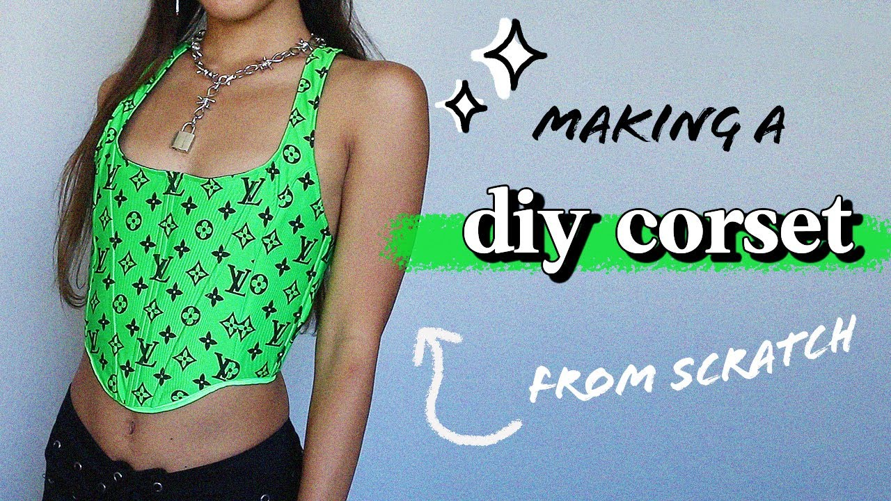 diy trendy corset top tutorial highly requested nava rose free printable pattern coloring pages Free Printable Corset Pattern