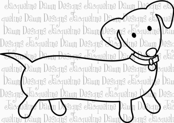 dog coloring home etmay44oc gingerbread student drawing families crayola ultimate light coloring pages Weiner Dog Coloring Page