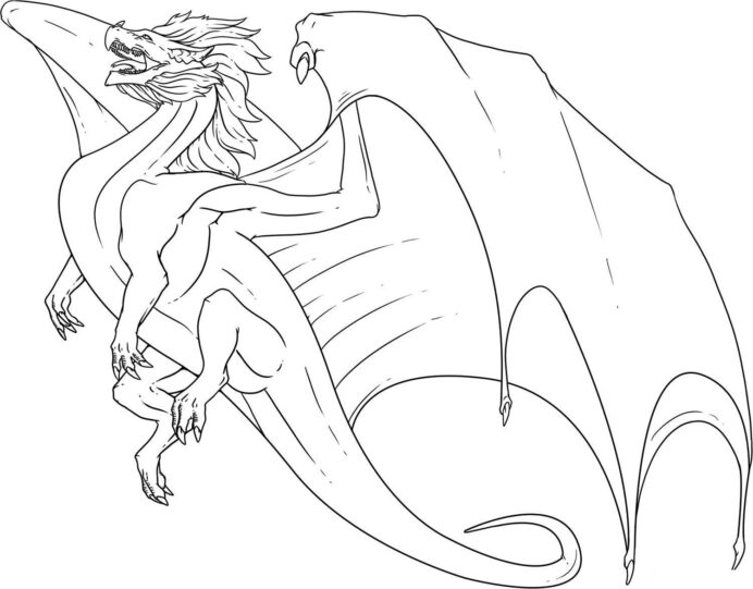 dragon coloring to print and malvorlagan ninjago cats color easy fossils drawings clipart coloring pages Ninjago Dragon Coloring Page