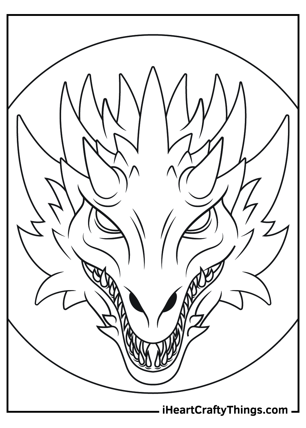 dragon coloring updated vampire homemade halloween cards markers sketch uncle andys toys coloring pages Coloring Page Dragon