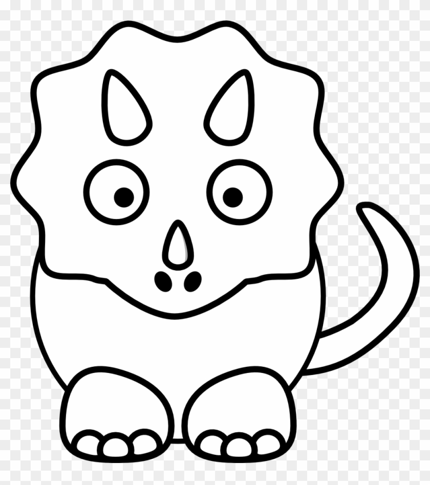 drawing clipart dinosaur cute coloring free transparent images thanksgiving prints coloring pages Cute Dinosaur Coloring Page