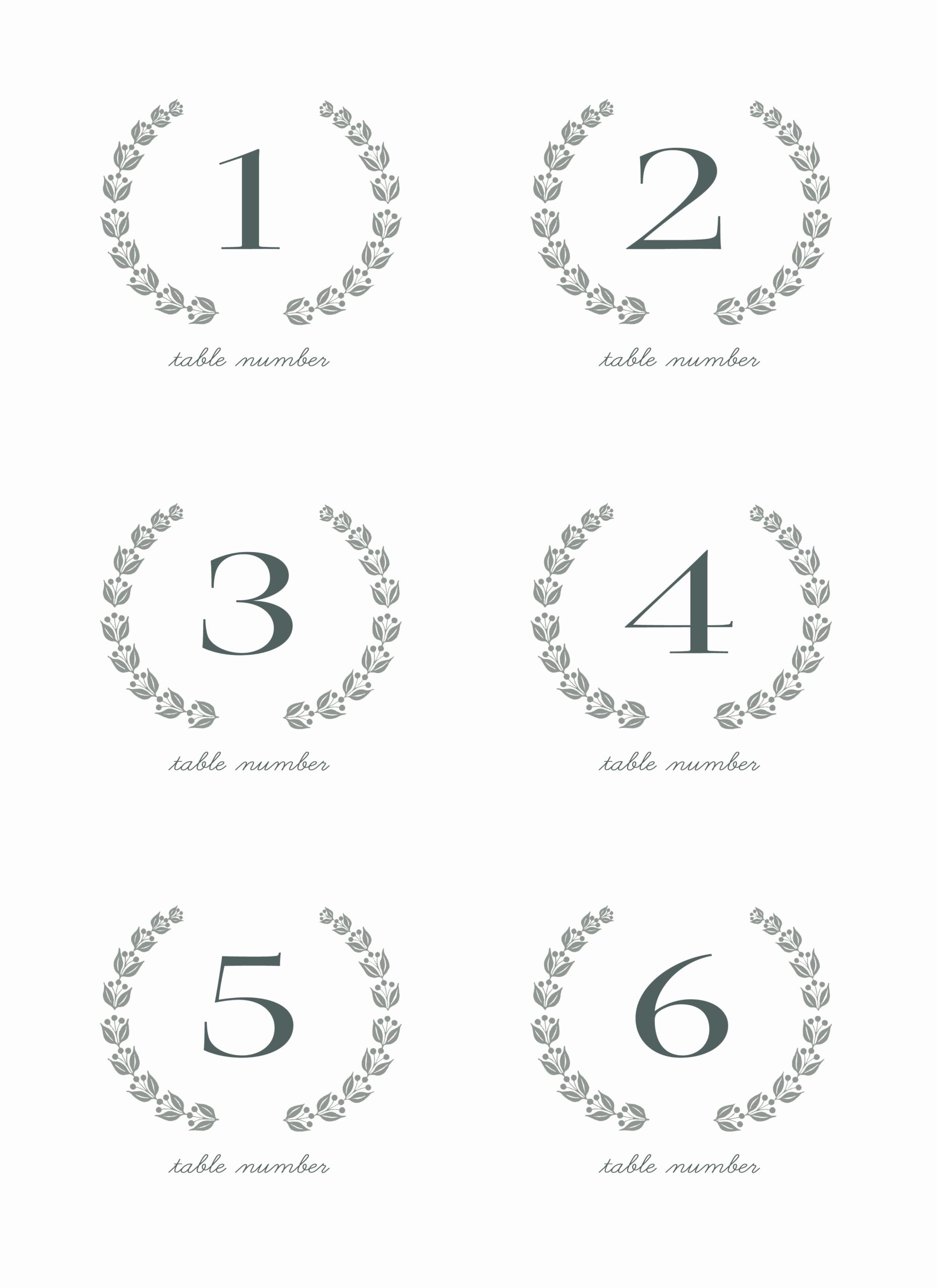 elegant printable table numbers kitty baby free number lichtenstein dots different colors coloring pages Free Table Number Printable