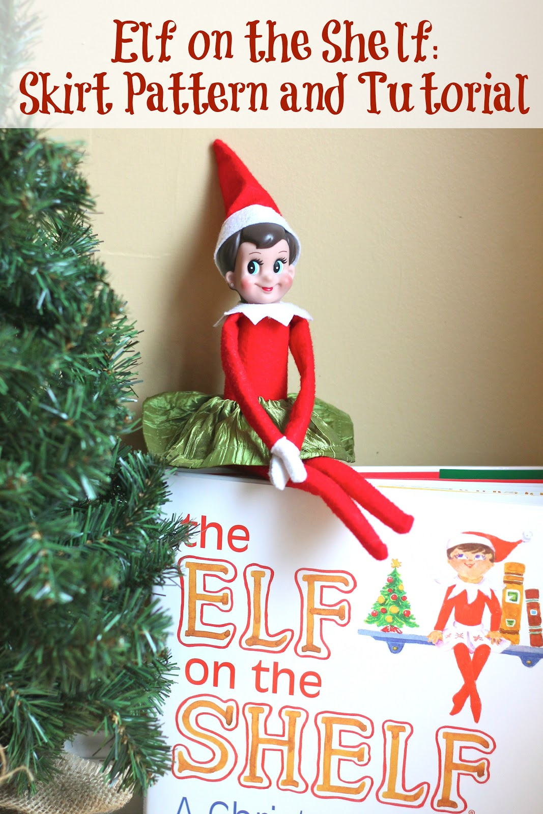 elf on the shelf skirt pattern and tutorial welcometothemousehouse free printable opening coloring pages Free Printable Elf Pattern