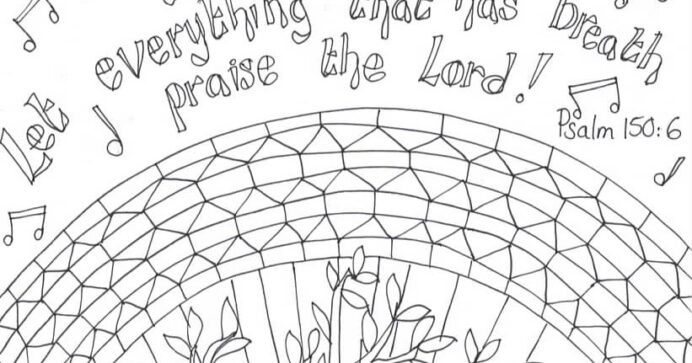 flame creative children ministry printable reflective worship colouring sheet psalm coloring pages Worship Coloring Page