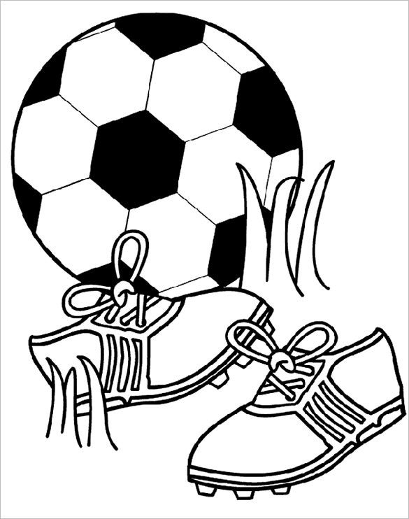 football coloring free word pdf format premium templates color crayola geography project coloring pages Coloring Page Football
