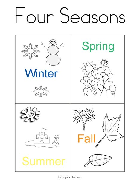 four seasons coloring twisty noodle 468x609 q85 painting sunset colors halloween cutouts coloring pages Four Seasons Coloring Page