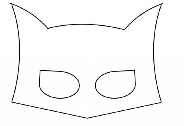 free batman mask template images on clipart library printable ytkrkrygc mini markers coloring pages Batman Mask Template Printable Free