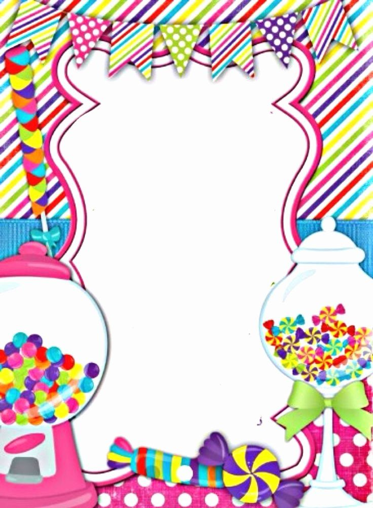 free candyland invitation template new candy theme birthday business in invitations land coloring pages Free Printable Candyland Invitations