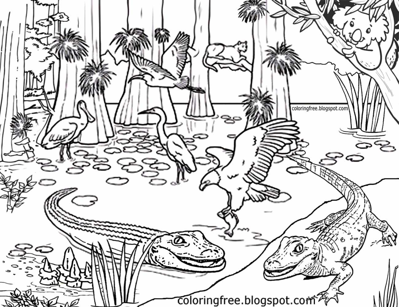 free coloring printable pictures to color kids drawing ideas australian colouring for coloring pages Australia Coloring Page