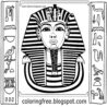 free coloring printable pictures to color kids drawing ideas egyptian in for teenagers coloring pages Egypt Coloring Page
