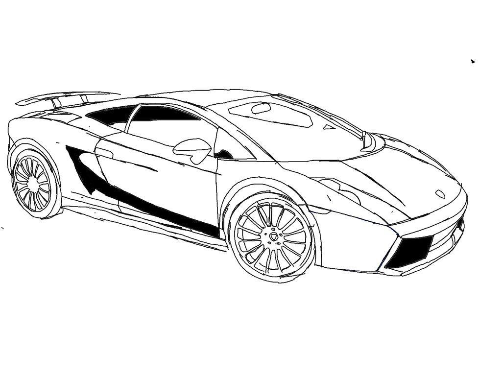 free lamborghini coloring to print images on clipart library aventador kcjgllmbi outline coloring pages Lamborghini Aventador Coloring Page