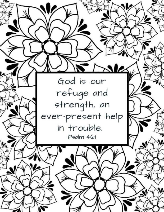 free printable bible verse coloring 791x1024 promotional crayons elephant pictures fall coloring pages Coloring Page Bible