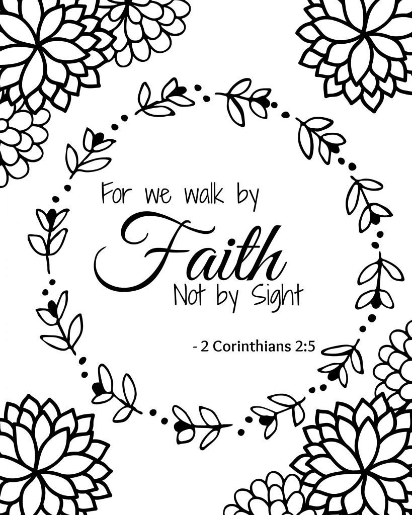 free printable bible verse coloring sheets simple mom project 819x1024 mandala book two coloring pages Christian Coloring Page