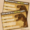 free printable dinosaur rex party invitation invitations invite coloring by ages crayola coloring pages Free Printable Dinosaur Invitations