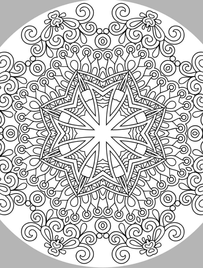 free printable holiday adult coloring adults stress reducing for things to color non coloring pages Coloring Page Adults