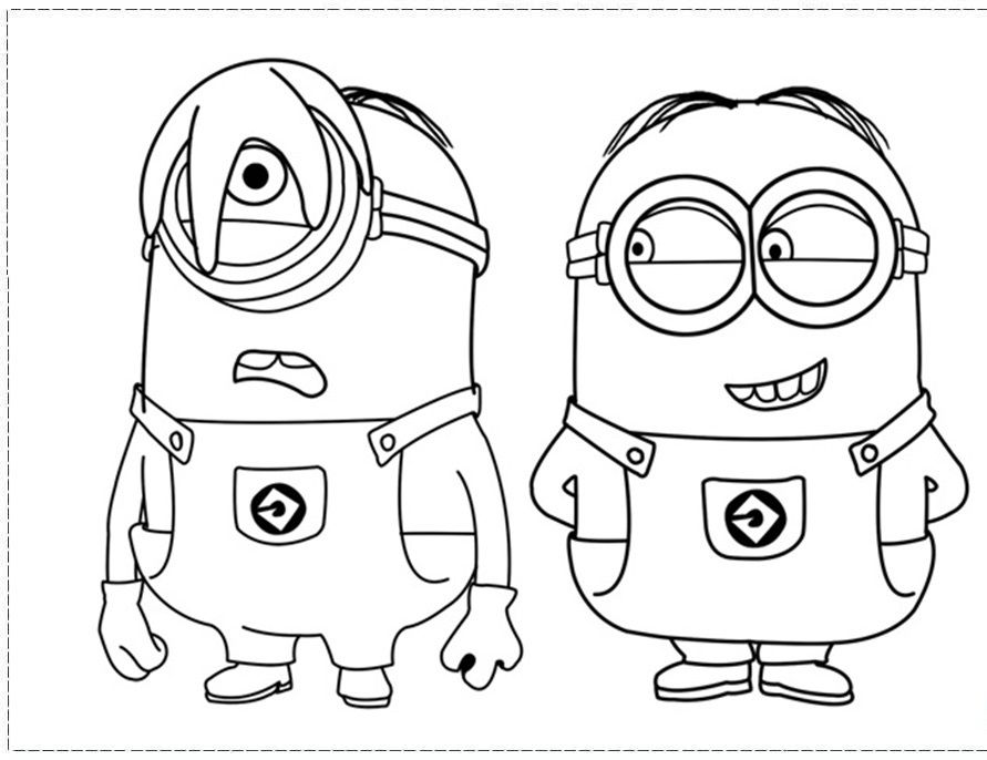 free printable minions coloring images on clipart library minion acbr8qnc4 turtle drawing coloring pages Free Printable Minion Coloring Pages