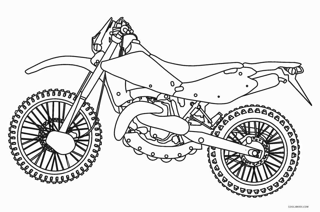 free printable motorcycle coloring for kids motor cycle thanksgiving signs printouts most coloring pages Motor Cycle Coloring Page