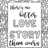free printable quotes coloring sheets sarah from homeless to figures 819x1024 paint magic coloring pages Free Printable Love Quotes