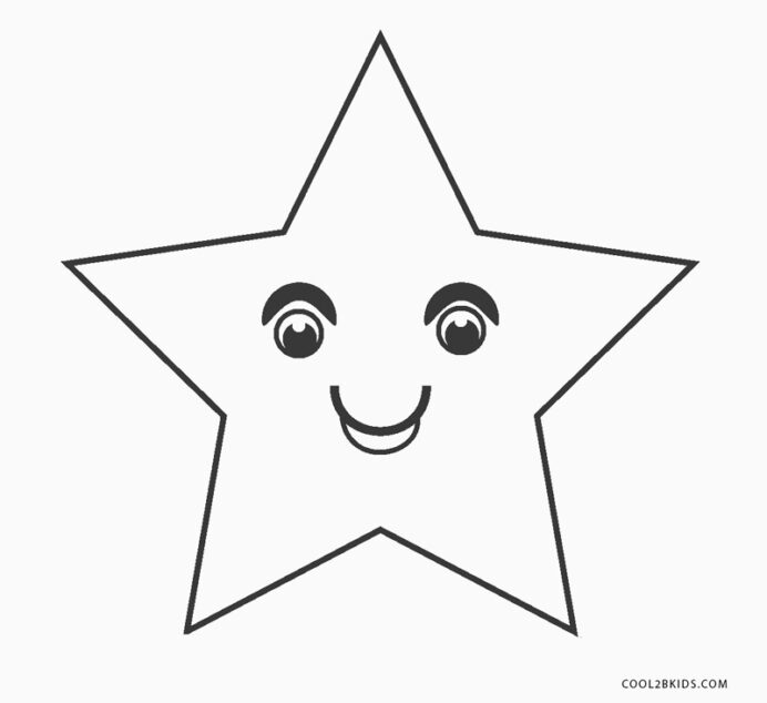 free printable star coloring for kids stars toy shoppe minneapolis aalphabet numbers coloring pages Stars Coloring Page