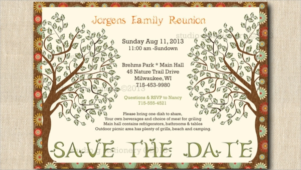 free sample family invitation templates in printable invitations feature iamge craft coloring pages Free Printable Family Reunion Invitations