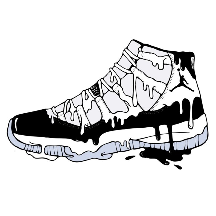 free shoes coloring collection whitesbelfast to print k5 worksheets for kids barbie tera coloring pages Jordan Coloring Page