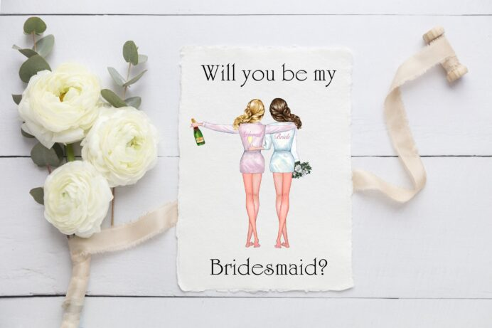 gorgeous free printable meredith events wedding planners and consultants in northwest coloring pages Free Printable Bridesmaid Cards