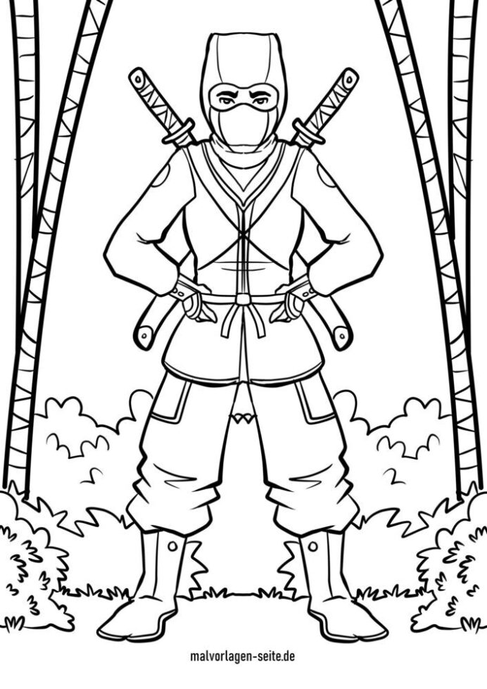 great coloring ninja people free scaled light blue violet crusive letter cheif excutive coloring pages Coloring Page Ninja