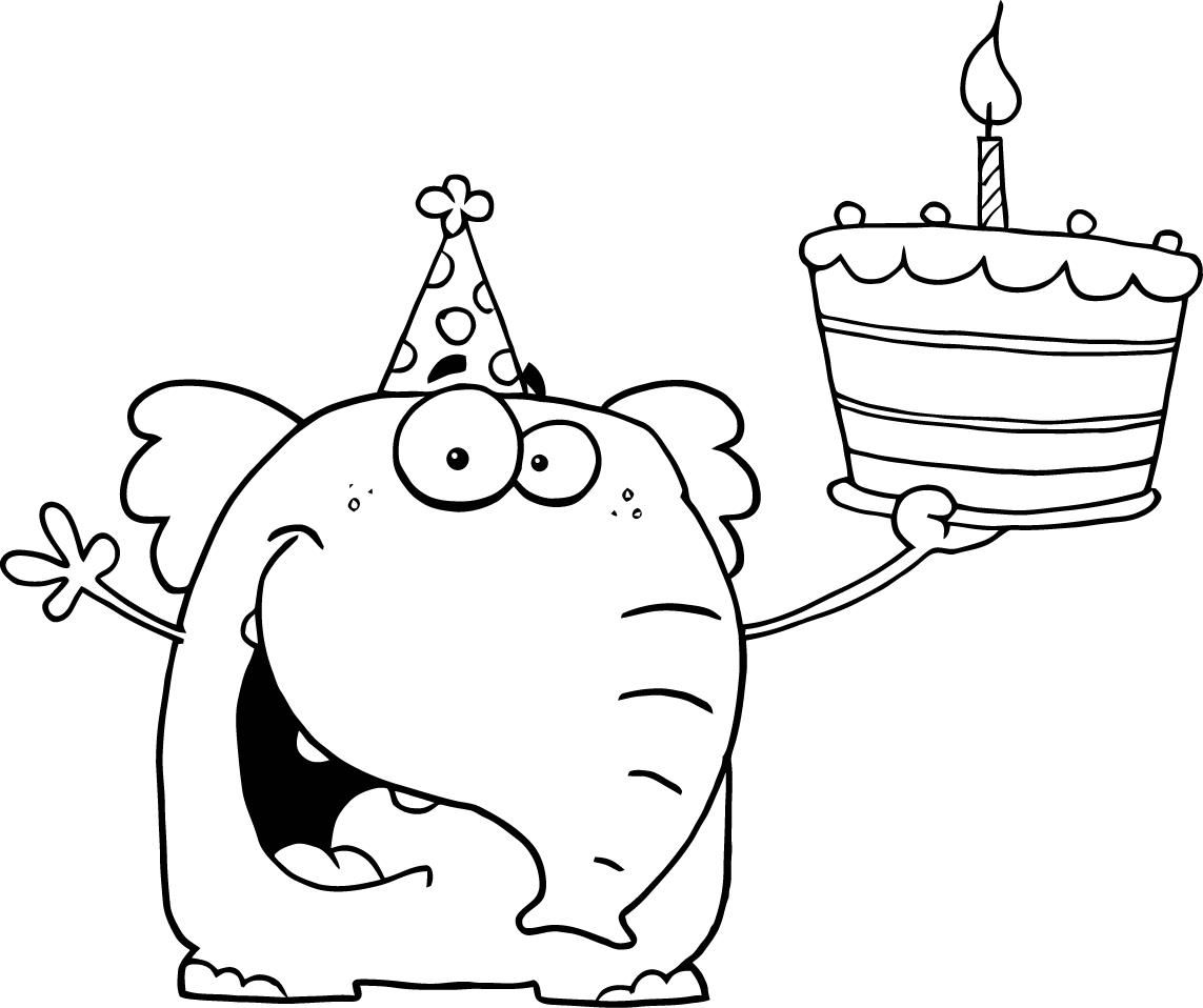happy birthday coloring for kids and adults home dc7jordpi human cell paint pouring kit coloring pages Coloring Page Birthday