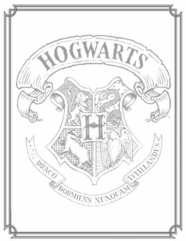 harry coloring hogwarts crest home aiqbody9t make crown pirate christmas creativity craft coloring pages Hogwarts Crest Coloring Page