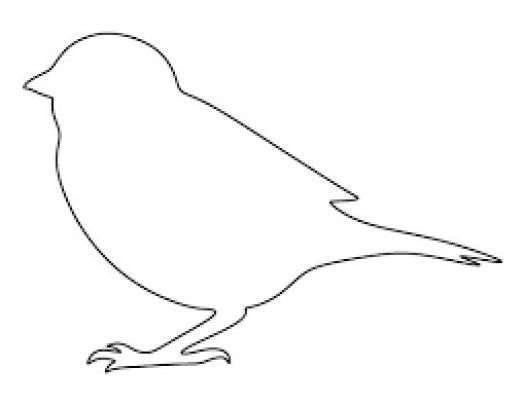image result for printable bird stencil template stencils free thanksgivings colors coloring pages Free Printable Bird Stencils