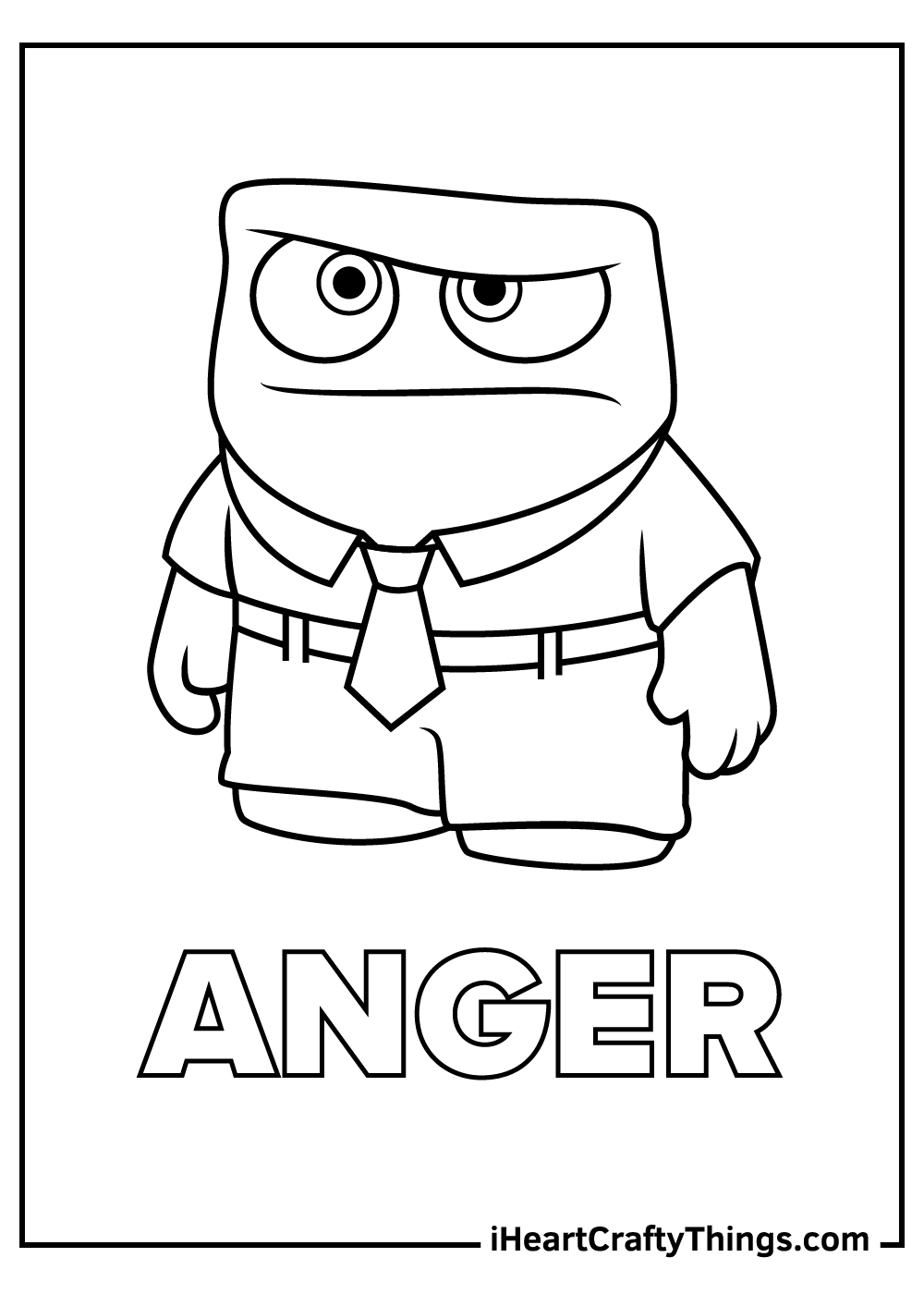inside out coloring updated animals paint party favors christmascoloring sheet sheets coloring pages Inside Out Coloring Page