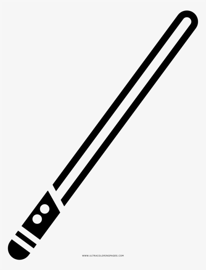 light saber coloring drinking straw 1000x1000 pngkit lightsaber spider man thanksgiving coloring pages Lightsaber Coloring Page