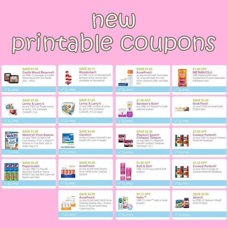 new printable coupons for pepsi playtex summer eve more direct links http iheartcoupons coloring pages Acne Free Coupons Printable