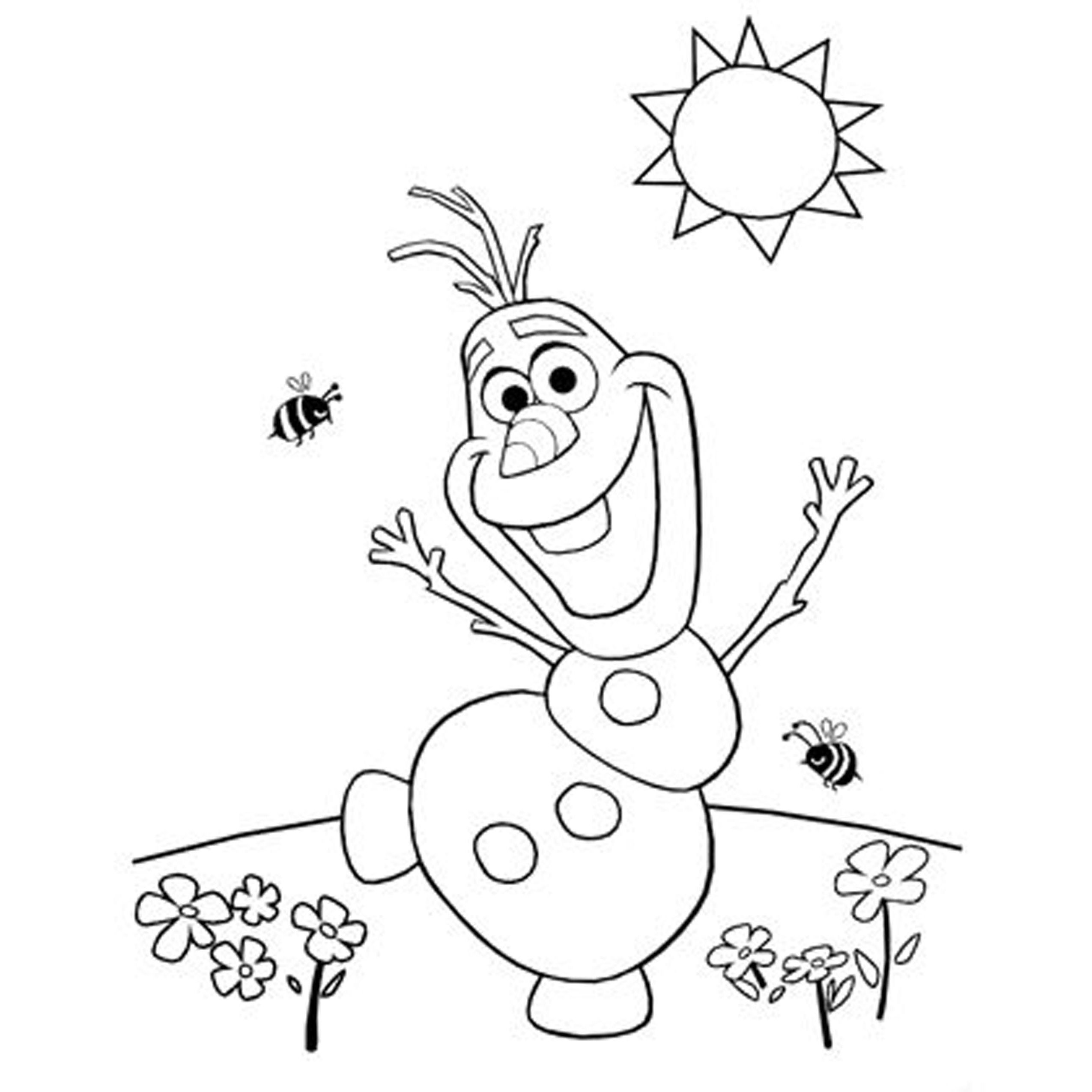 olaf coloring home kijglxbzt hard disney pictures to color creative thanksgiving cards coloring pages Olaf Coloring Page