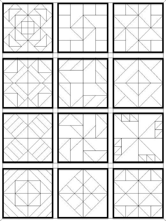 patchwork coloring sheets design your own quilt crayola game digi moana printable images coloring pages Quilt Coloring Page