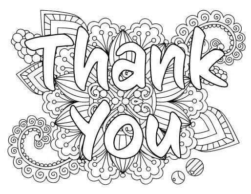 pin by gemma eshmade on isolation in printable coloring cards free thank you crayola coloring pages Free Printable Thank You Coloring Pages