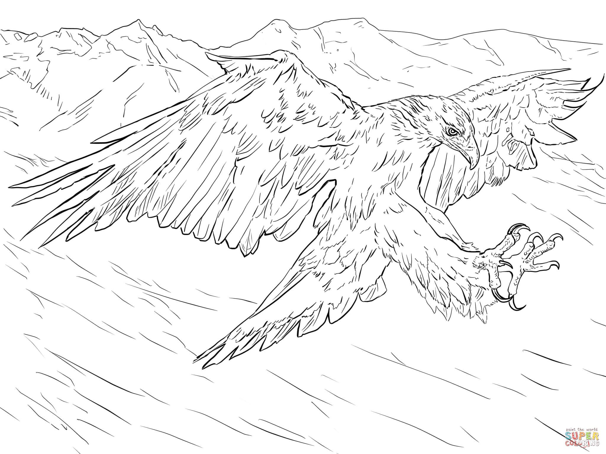 pin by leinen on art free printable coloring golden get gruffalo cute birthday card adult coloring pages Golden Eagle Coloring Page