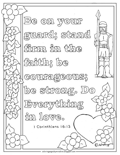 pin on coloring for kid corinthians adult pencils craft kits preschoolers your fave eats coloring pages 1 Corinthians 13 Coloring Page