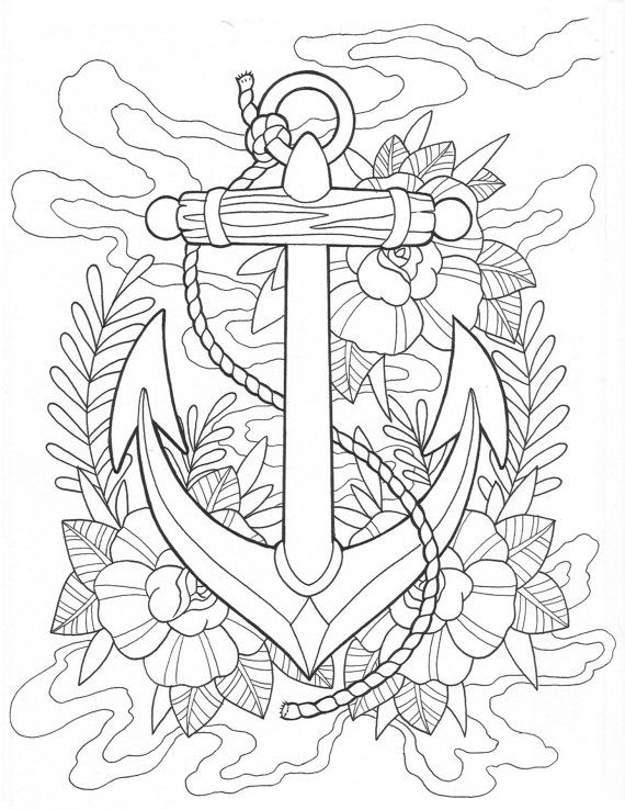 pin on colouring flower tree tattoo coloring rosh boy designer chinese new year color coloring pages Tattoo Coloring Page