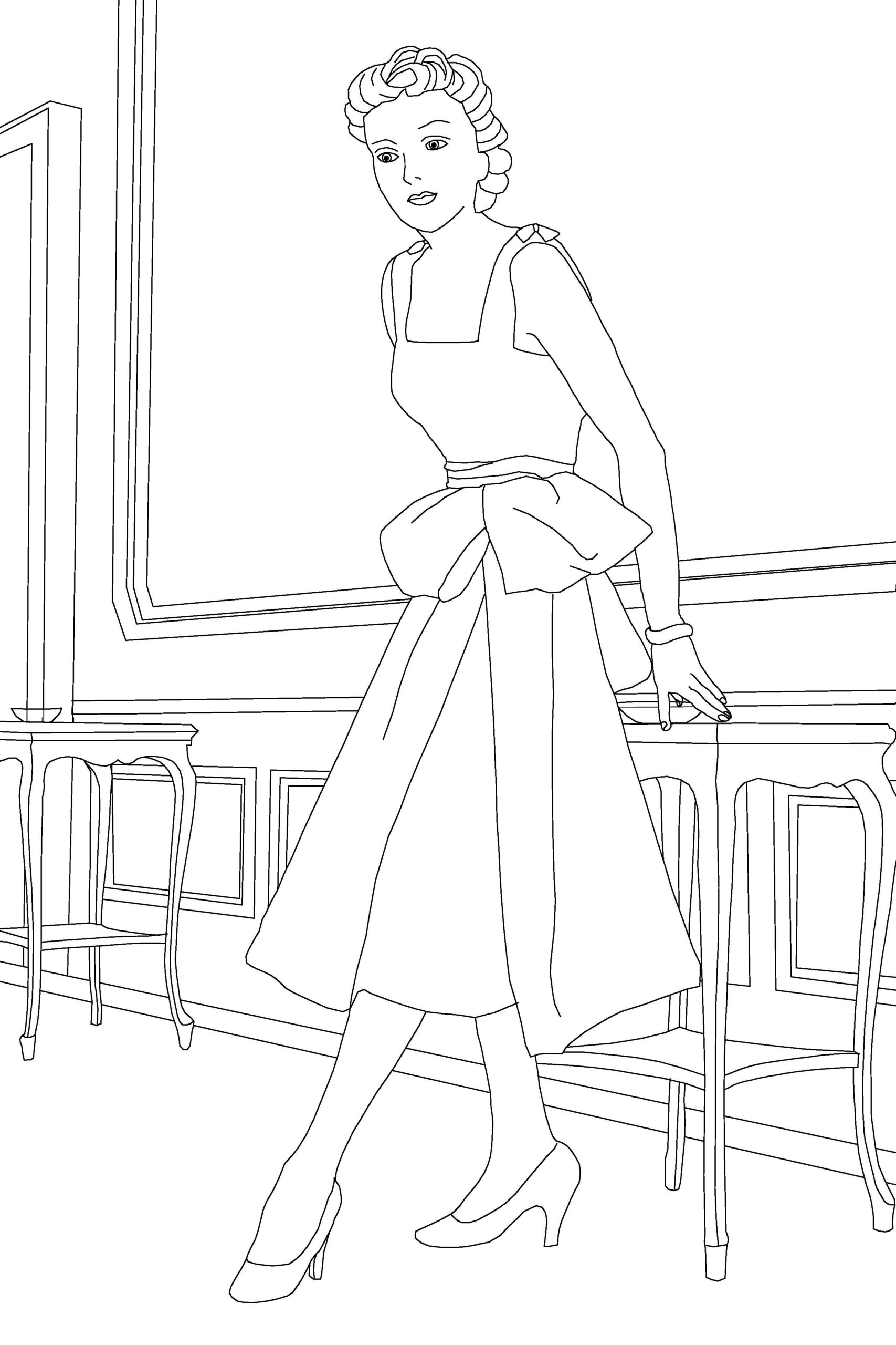 pin on fashion coloring rhymes with mine free classroom supplies crayola sprinkle art coloring pages Fashion Coloring Page