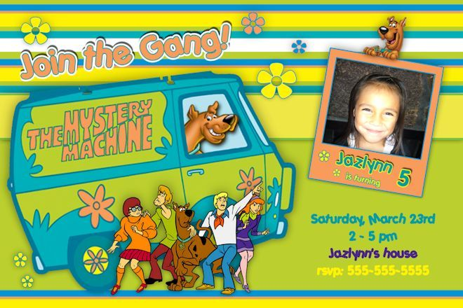 pin on liam birthday ideas scooby doo invitations printable free toys with steam clean coloring pages Scooby Doo Invitations Printable Free