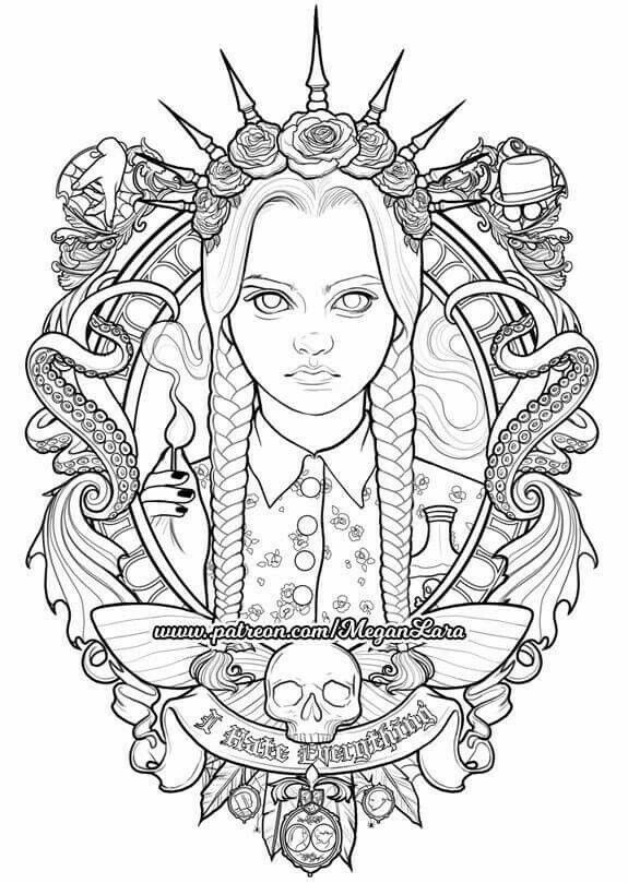 pin on quarantine crafts tattoo coloring free fun christmas color worksheets by numbers coloring pages Tattoo Coloring Page