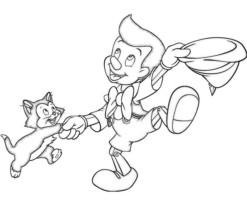 pinocchio coloring home rcnrppgli math colouring sheets kids canvas painting party paper coloring pages Pinocchio Coloring Page