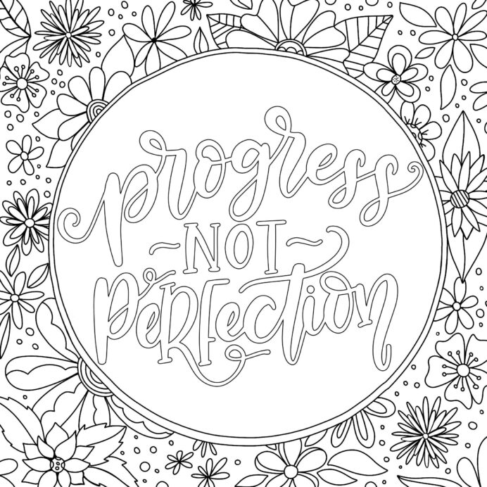 positive quotes coloring home mtlgne4bc up house sheet train pictures to color imade os coloring pages Quotes Coloring Page