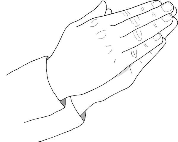 praying coloring sky hands basketball sheet multicultural sheets color putty egg earth coloring pages Praying Hands Coloring Page