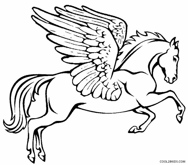 printable pegasus coloring for kids adults christmas craft kits crayola store easton coloring pages Pegasus Coloring Page
